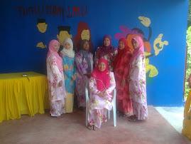Barisan Pengajar TAKIS Wariqissalam
