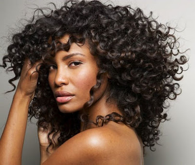 How to Get Curly Hair Black Hair