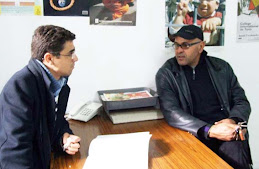 مع المخرج السينمائي محمد الزرن