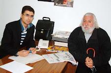 مع المخرج المسرحي كمال العلاوي