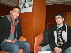 مع المخرج الجزائري لياس سالم