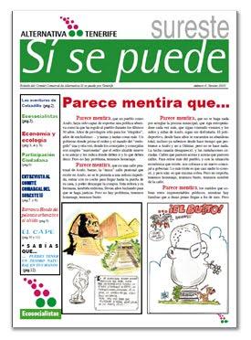 Nuevo Boletín de Verano 2010 de Comarca Sureste