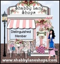 I AM A PROUD MEMBER OF SHABBYLANESHOPS