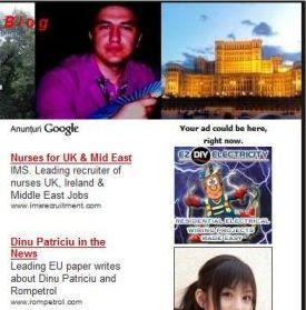 Patriciu AdSense mdro.blogspot.com