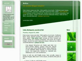 Artica Blogger Template mdro.blogspot.com