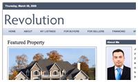 Revolution Real Estate Wordpress Theme mdro.blogspot.com