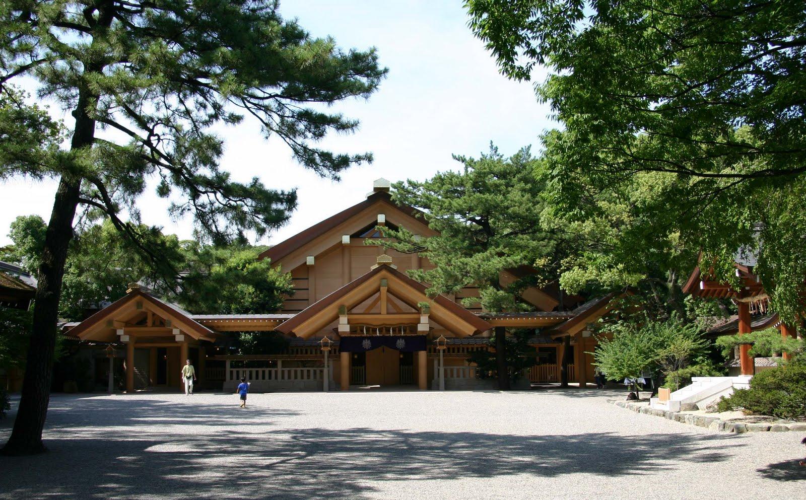 Torwens Blog: Atsuta Shrine