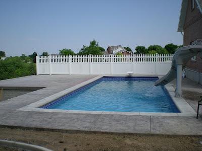 Blue Water Pools And Spa Athens Fiberglass Pool In Hyrum Utah