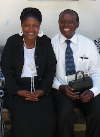 President and Sister Makiti