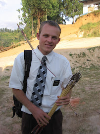 Elder Berg with Bow and Arrows