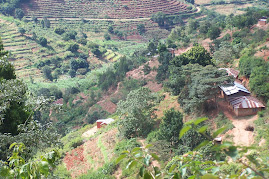 View of Kilungu Hills
