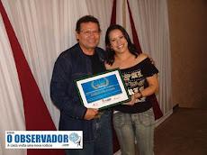 Jornalista premiado