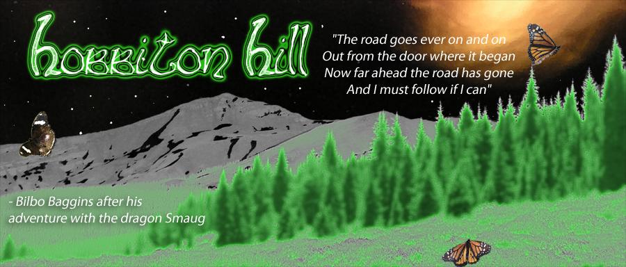 Hobbiton hill