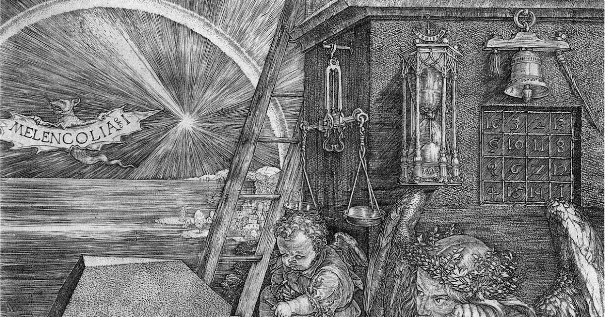 Discovering The Lost Symbol The Blog Clue 9 Albrecht Durer