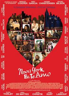 Filme Poster Nova York Eu Te Amo DVDRip RMVB Legendado