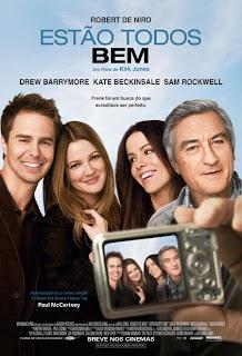 Filme Poster Estão Todos Bem DVDRip RMVB Dublado