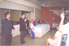 Salon Emprendedor-Py Assunção Paraguai Presentação Inaugural de Escritorio Regional