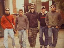 -  Mis amigos, mis hermanos  -