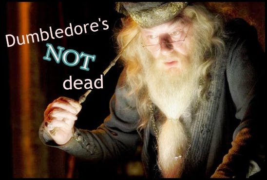 Dumbledore's NOT Dead