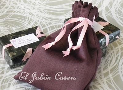Jabones artesanales detalles bodas regalos navidad
