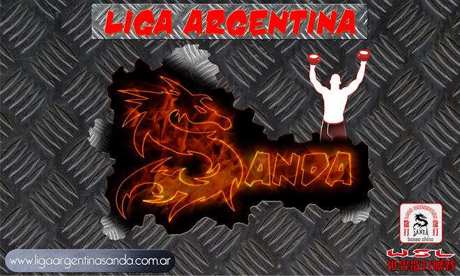LIGA ARGENTINA DE SANDA