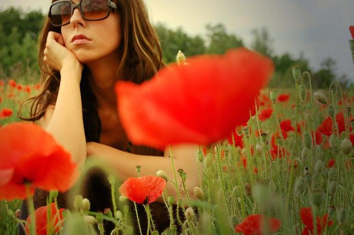 Pensando en ti♥