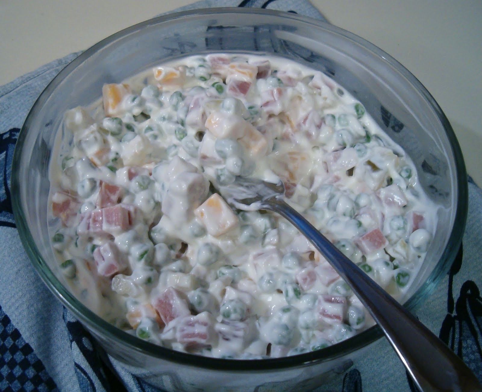 Planet of the Crepes: Macedonian Russian salad
