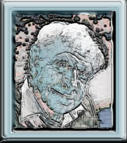 Karl Popper, philosopher of science.