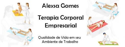 Alexsa Gomes - Terapia Corporal Empresarial