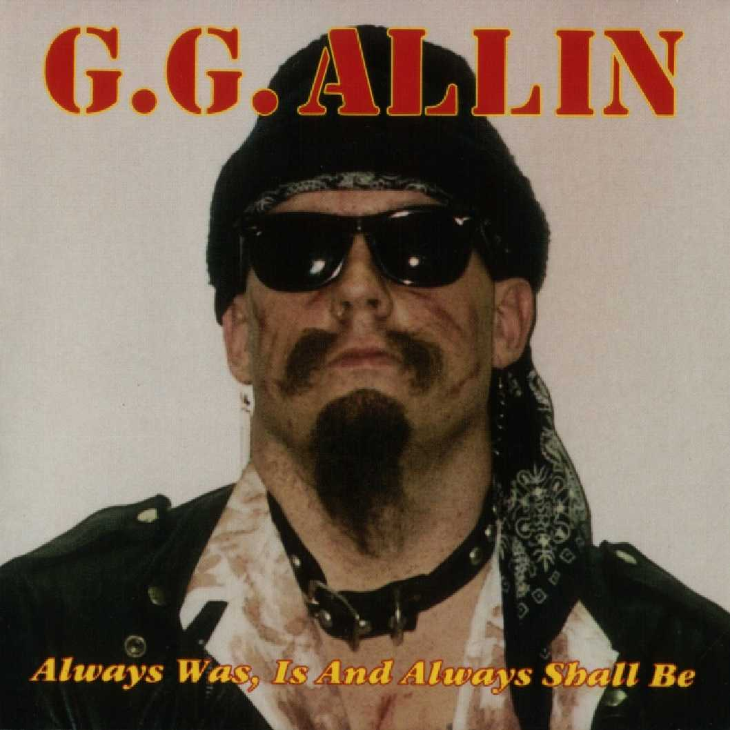 GG Allin Jabbers Bored To Death