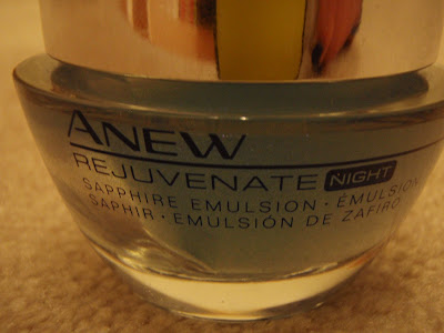 Customer Review: Avon Rejuvenate Sapphire Emulsion