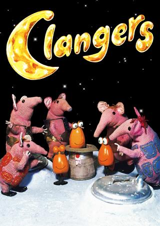Crafty Students: The Clangers have arrived...