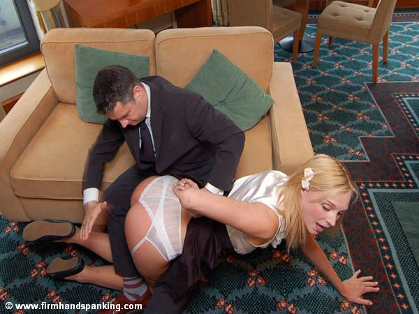 naughty wife spanked by her body gaurd