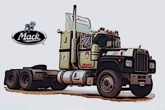 Mack R-600 Series