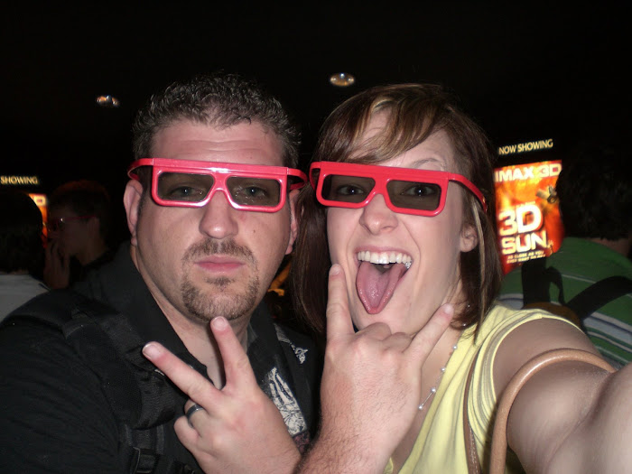 3D Movie in Smithsonian