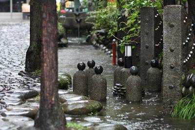 岐阜県,郡上市,八幡町,やなか水のこみち
