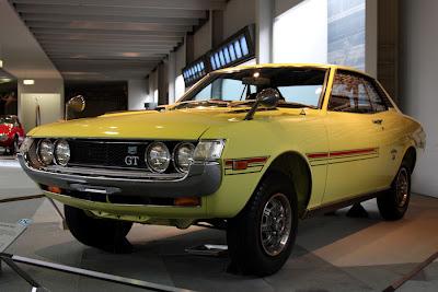 トヨタ博物館,トヨタ セリカ ta22型