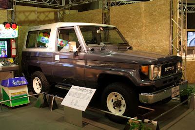 トヨタ博物館,トヨタ ランドクルーザー,1985年