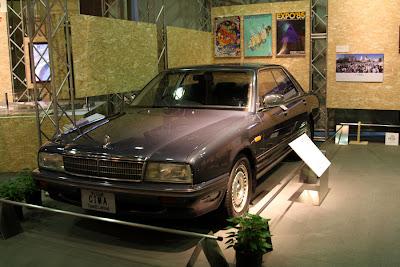トヨタ博物館,ニッサン シーマ,1988年
