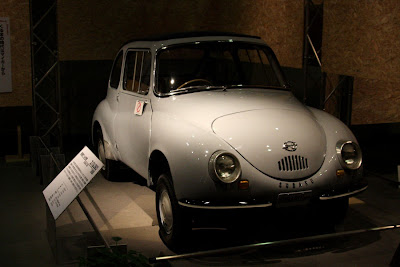 トヨタ博物館,スバル 360,1958年