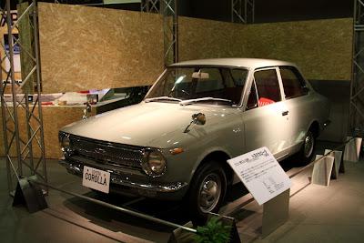 トヨタ博物館,トヨタ カローラ,1966年