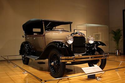 トヨタ博物館,フォード a型