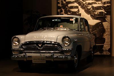 トヨタ博物館,トヨペット クラウン sr20型