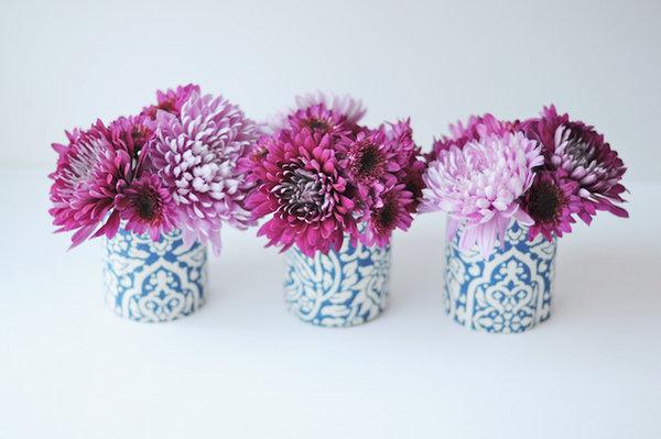 dollar tree vases. $1.00 at Dollar Tree or