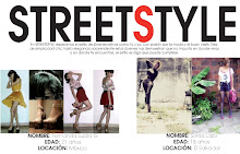 NON MAGAZINE STREETSTYLE FEATURE