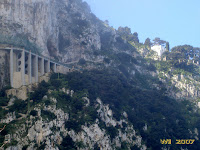 Scala Fenicia and the viaduct to Anacapri
