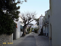 An alley in old Anacapri