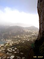 The cliff of Capodimonte