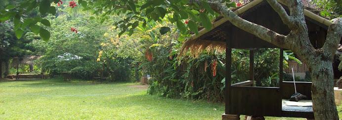selamat datang di kampung bamboo