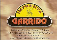IMPRENTA GARRIDO